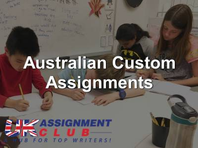 Australian-Custom-Assignments