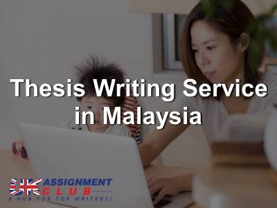 masters thesis writing service