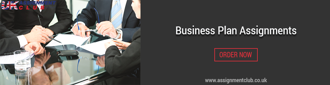 Buy Business Plan Assignments