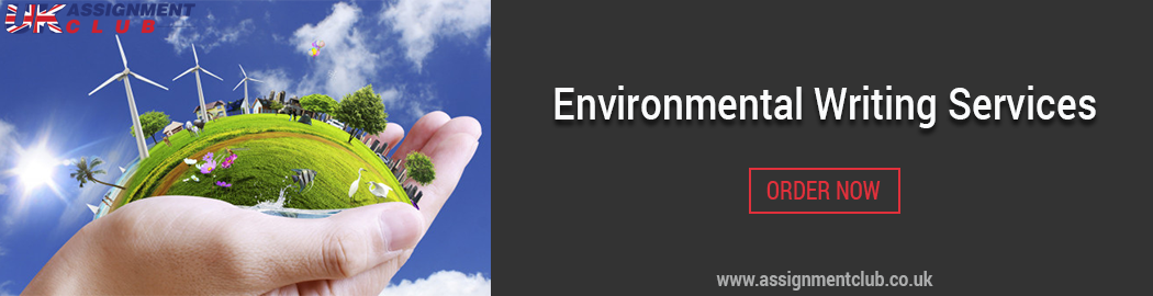Buy Environmental  Assignment
