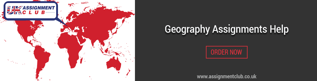 Buy Geography Assignment Help