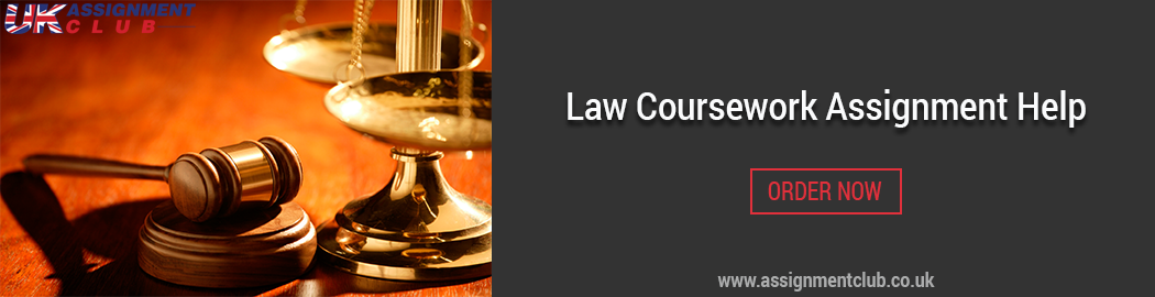 Law coursework writing service