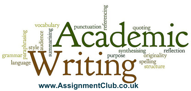 Why You Need Academic Assignment Writer